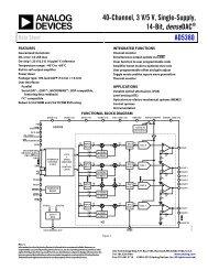 AD5380 (Rev. C) - Analog Devices