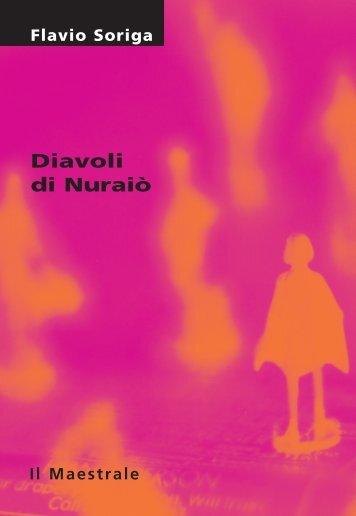 Flavio Soriga, Diavoli di Nuraiò - Sardegna Cultura