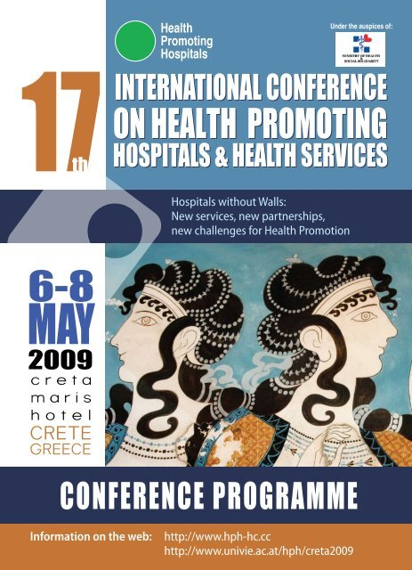 Final Programme - HPH-Conference