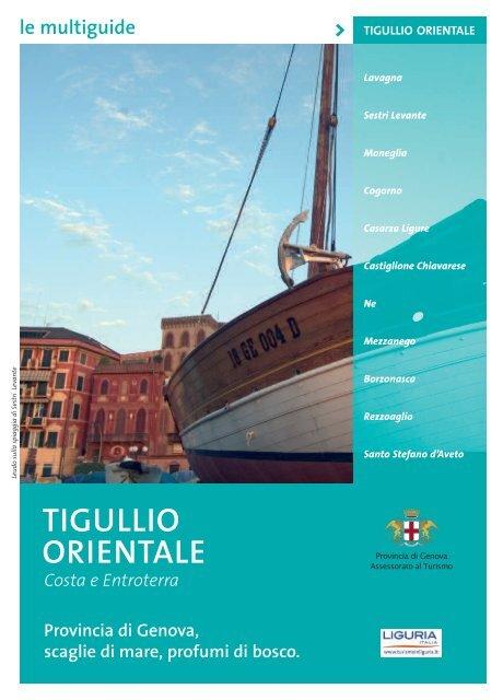TIGULLIO ORIENTALE - Turismo in Provincia di Genova