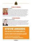 SAWIB09 Program K - the Stevie Awards - Page 7