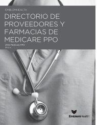 DIRECTORIO DE PROVEEDORES Y FARMACIAS ... - EmblemHealth
