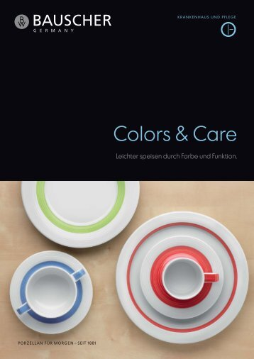 Colors & Care - Bauscher