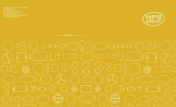 catalogo 2012 - Manifattura Porcellane Saronno Srl