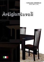 catalogo generale - Artigiantavoli.It