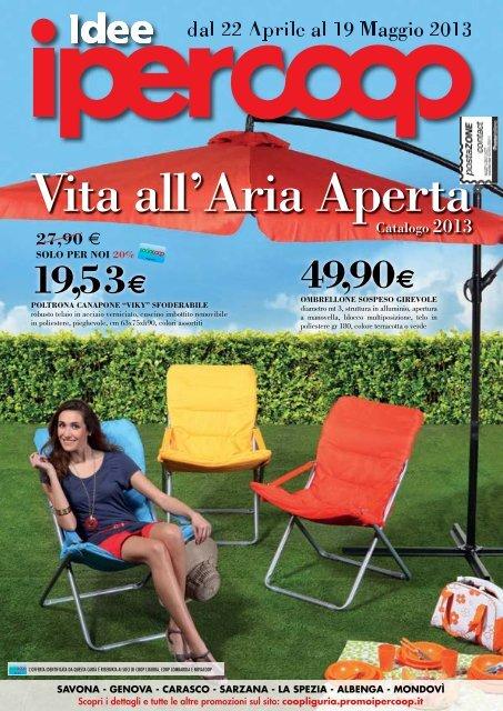 Tavoli Da Esterno Ipercoop.34 90 Coop Liguria