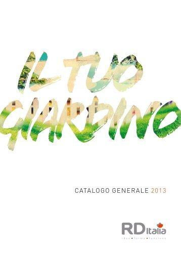 CATALOGO GENERALE 2013 - ACRM
