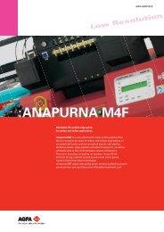 Anapurna M4F - Alpha Imaging Technologies, Inc.