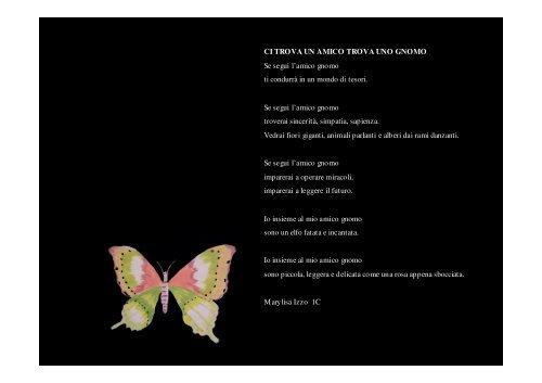 le poesie degli gnomi