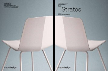 Stratos Specification - INO Contract Furniture