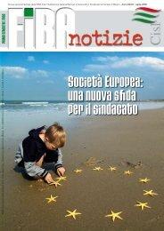 Società Europea: una nuova sfida per il sindacato - cerca - Fiba