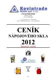 Sklo P1 2012
