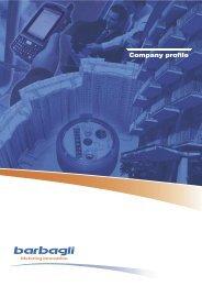 Barbagli company profile [PDF]