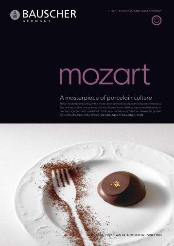 Mozart - Bauscher