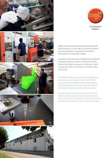 download catalogo 2011 - Ekotech.it