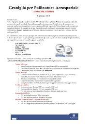 Aerospace Shot Peening Media-New packaging ... - W Abrasives