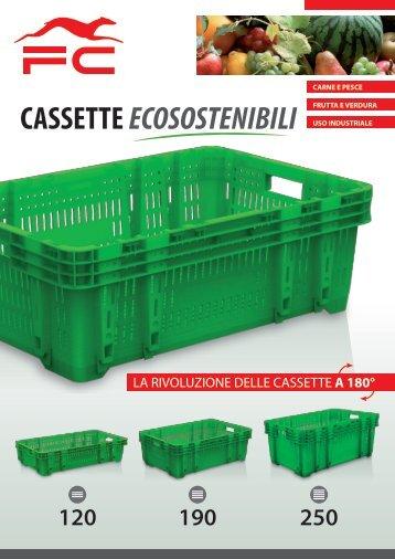 Brochure Cassette ecosostenibili - Fratelli Cane