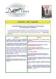 Newsletter delle Pari Opportunità UIL - n.7