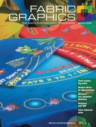 Fabric Graphics, September October 2009, Digital ... - Geosynthetics