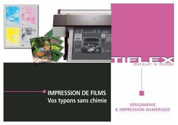Télécharger notre fiche produit (PDF, 485 Ko) - Tiflex