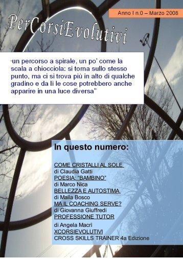 N° 0 Marzo 2008 - Asiru.org
