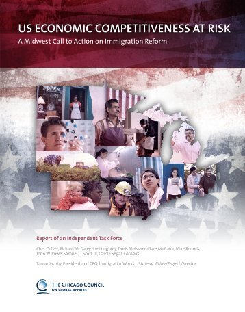 Immigration Report 2013_v2.indd - Chicago Council on Global Affairs