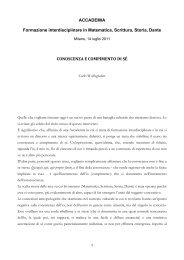 Conoscenza e compimento di sé - Alexis Carrel