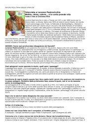 Intervista a Lorenzo Pastrovicchio Matita, china, colore ... - Crisfilart.de