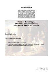 Dispensa percezione (pdf, it, 684 KB, 11/8/12)