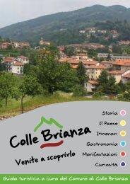 Guida Turistica - Comune di Colle Brianza