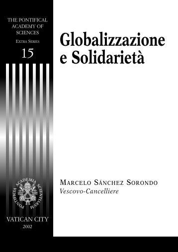 Globalizzazione e Solidarietà - PAS