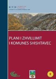PLANI I ZHVILLIMIT I KOMUNES SHISHTAVEC - Rasp.org.al