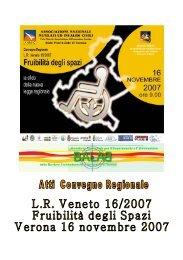 Atti del Convegno - Ordine degli Architetti della Provincia di Verona