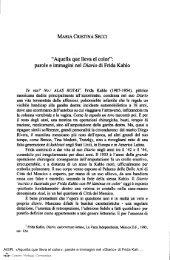 «Aquella que lleva el color»: parole e immagini nel «Diario» di Frida ...