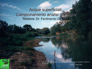 De Rosa 1.pdf - arpa-marche.it