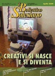 Aprile 2009 - il bollettino salesiano - Don Bosco nel Mondo
