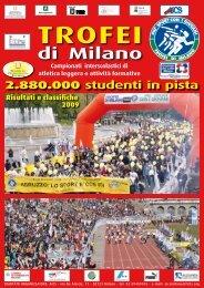trofei di milano 2009 - Trofeidimilano.it