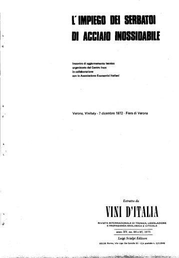 Vili D'ITALIA - Centro Inox