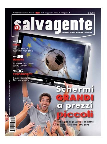 Il Salvagente n° 21 - Modenacinquestelle.it