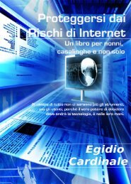 Proteggersi dai rischi di Internet - Cardinalsolutions