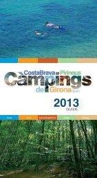 Catàleg 2013 - Associació de Càmpings de Girona