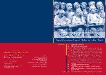 47 - Medicina e Chirurgia