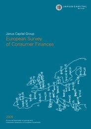 European Survey of Consumer Finances 2009
