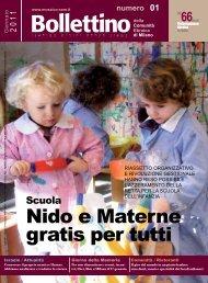 n° 1 - Gennaio 2011 Scarica il PDF - Mosaico