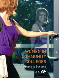women-in-community-colleges