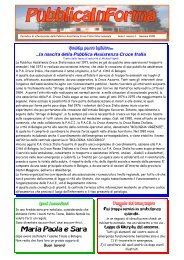 Gennaio - pa croce italia comuni di pianura