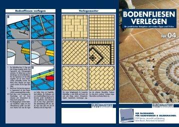Bodenfliesen richtig verlegt - BauSpezi Marks