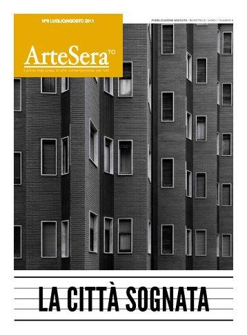 N°8 luglio/agosto 2011 - Antonio La Grotta