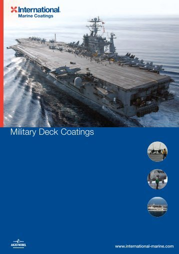 Military Deck Coatings - International Marine Coatings