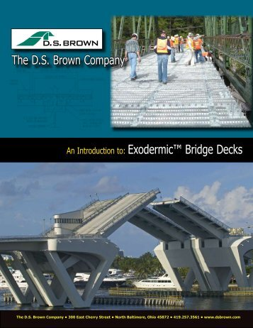 Exodermic™ Brochure - Exodermic™ Bridge Deck